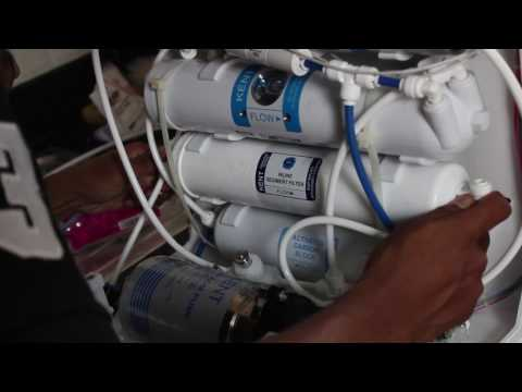 Aquaguard Blaze RO+UV+MTDS Hot & Ambient with Stainless Steel Tank Water Purifier Demo IReview Video from YouTube · Duration:  4 minutes 50 seconds