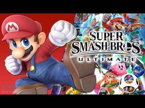 New Donk City Band Performance Super Mario Odyssey - Super Smash Bros Ultimate Soundtrack