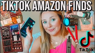 AMAZON FINDS TIKTOK MADE ME BUY + GIVEAWAY