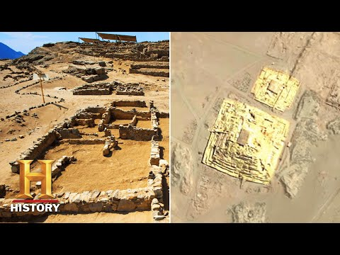 Ancient Aliens: Mysterious South American Civilization Linked to ETs (Season 17) | History