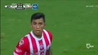 Baixar Edson Puch aprovechó un tropezón de Basanta para hacer un golazo Pablo Ramirez