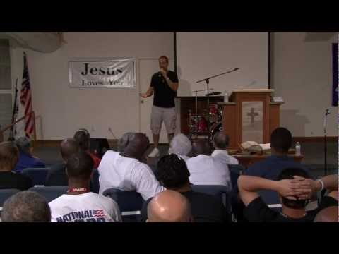 Pastor Chuck Reich - TESTIMONY at the Las Vegas Rescue Mission
