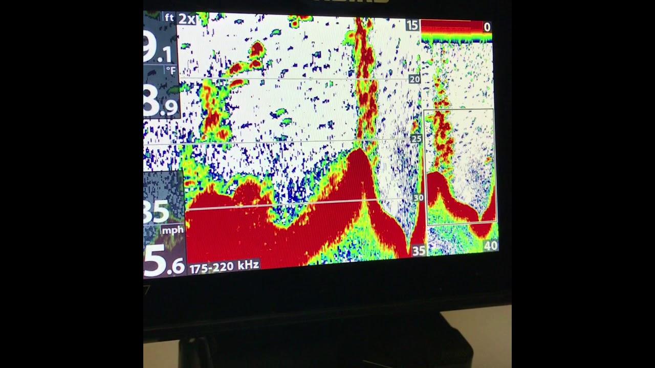 Here's how- Humminbird Helix 7 DI And 2D Sonar Settings