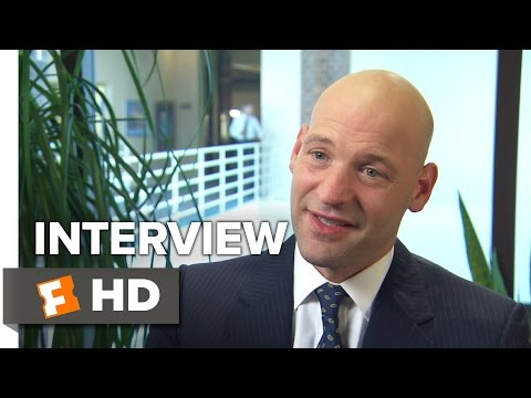 Gold Interview - Corey Stoll (2017) - Drama