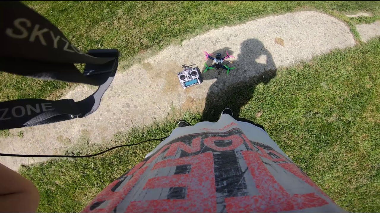 Ethix S3 Testing / 15 Year Old FPV / GoPro Session 5 картинки