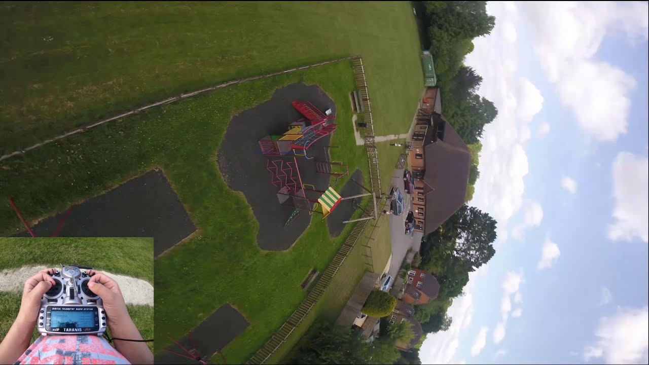 Ethix S3 Testing / 15 Year Old FPV / GoPro Session 5 фото