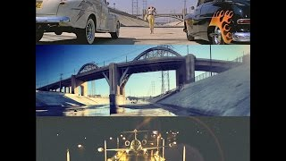 Hollywood Filming Location 6th Street Bridge Grease, Transformers, SWAT & More