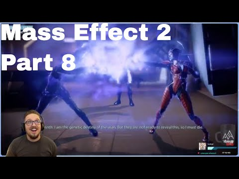 Stick It To The Illusive Man! - Mass Effect 2 - Part 8