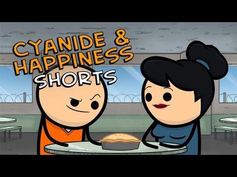 Prison Pie - Cyanide & Happiness Shorts
