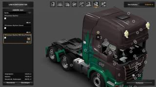 (Ets2 1.26)Scania R Mega Tuning Beta