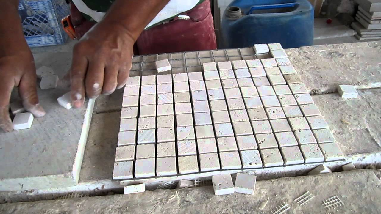 Tapetes de marmol youtube - Loseta para jardin ...