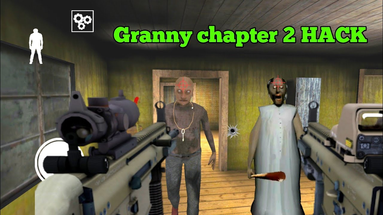 Granny Chapter Two Mod Menu 0 8 3 Mod Apk 0 8 3 Hack Apk 0 8 3 Cheats For Android By Epic Modz