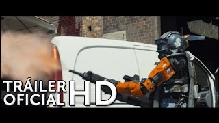 CHAPPIE, del director de District 9 y Elysium. Con Hugh Jackman. Tráiler oficial HD