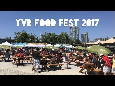 YVR Food Fest: best food trucks