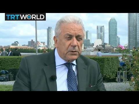 One on One Express: Dimitris Avramopoulos, EU Commissioner for Migration