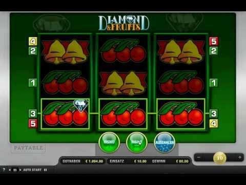 Video Merkur diamond casino
