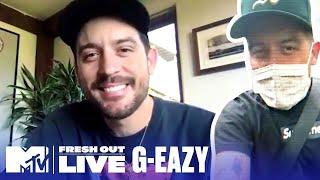 """G-Eazy Drops 2 New Tracks, Moana & Angel Cry""""   #MTVFreshOut"""