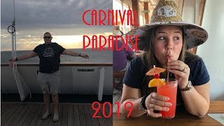Carnival Paradise 2019 Pt. 1| Room Tour (new balcony)| Tips and Tricks