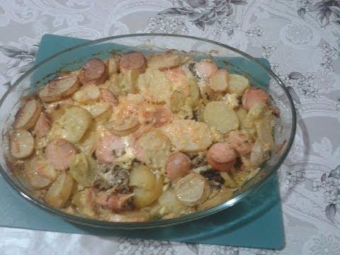 Картофель по королевски  Видео рецепт #14