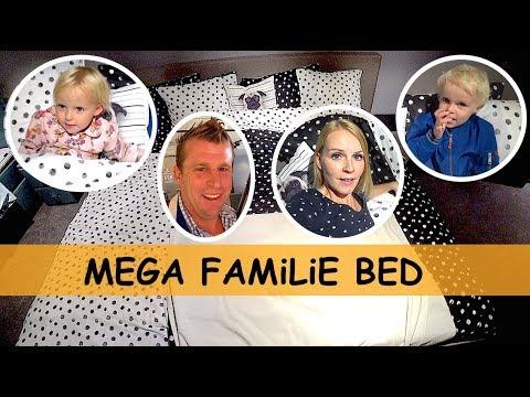 KiNG SiZE BED BiJ TOTAALBED | Bellinga Family Vlog #758