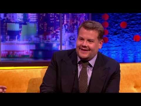 James Corden On Having To Cut Adele's Brits Speech - The Jonathan Ross Show