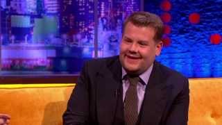 Download James Corden On Having To Cut Adele's Brits Speech - The Jonathan Ross Show Mp3 and Videos