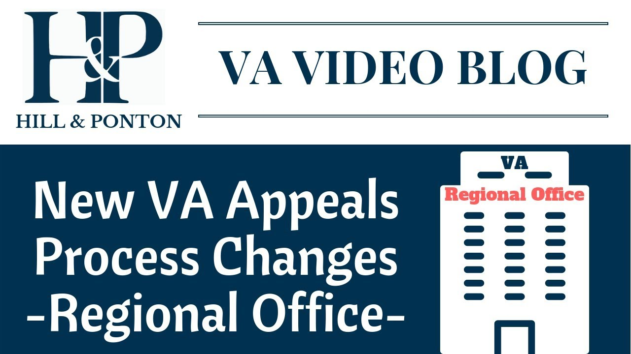 VA Changed Appeals System