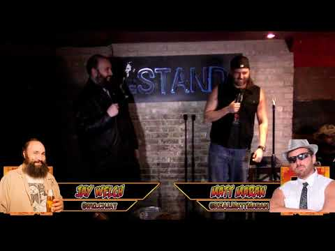 The RoastMasters 1.2.18 Main Event: Matt Maran vs. Jay Welch