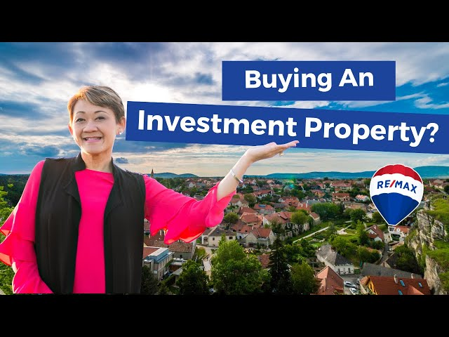 Buying An Investment Property? | Kasama Lee, Napa and Solano Counties Realtor