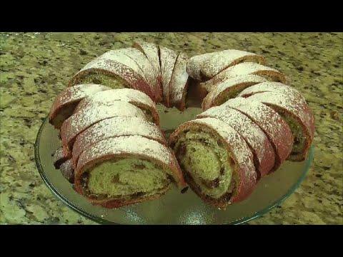 Potica (Walnut Roll), Slovenian recipe