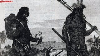 Pt. 2 - Never Before Seen Historical Depictions & Images of American Indians !!