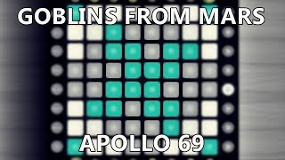 GOBLINS FROM MARS - APOLLO 69 | UniPad LaunchPad + Project File