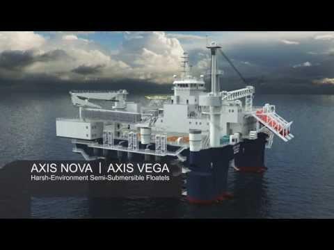 Axis Nova / Axis Vega - GM500 Floatels