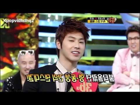 U-know Yunho(TVXQ) VS Junho(2PM) Dance battle
