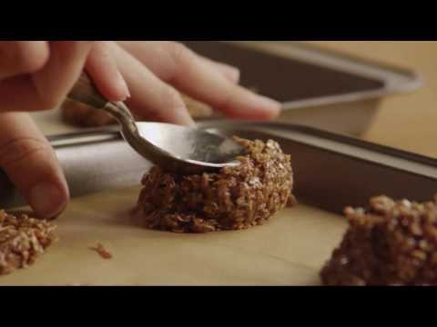 How to Make No Bake Oatmeal Cookies | Cookie Recipe | Allrecipes.com