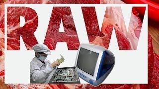 RAW #1 - EEN BEETJE VEEL APPLE (Imac G3 MOD en onderdelen in China)