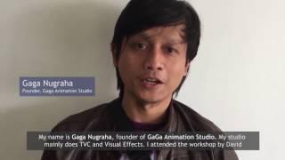 Entrepreneurship in Animation & IP Creations with David Kwok