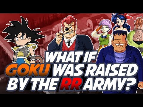 What If Goku Was Raised By The Red Ribbon Army? Part 1