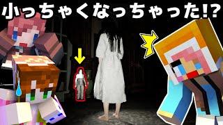 【あかがみん女性陣】幽霊に捕まったミニサイズに!?w【Pacify:赤髪のとも】