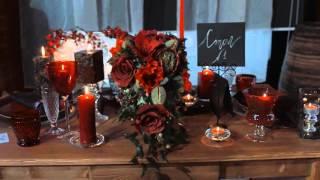 Свадебная выставка: Презентация сервировки от Команды свадебных Распорядителей Елены Сачковой