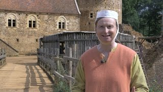 Behind the scenes: Secrets of the Castle with Ruth, Peter and Tom - BBC Two