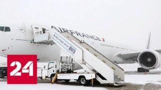 За пассажирами экстренно севшего в Иркутске самолета рейса Париж - Шанхай вылетел второй резервный…