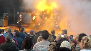".38 Special performing ""Chain Lightning"" live @ the Alameda County Fair on June 22, 2012"