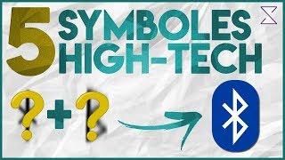 5 symboles High-Tech que vous ne verrez plus comme avant !