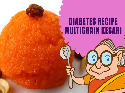 diabetes---recipes-for-diabetic-patients---multigrain-kesari---diet-recipe