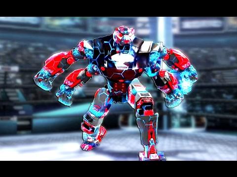 Real Steel Champions - Продолжение популярного Робо-файтинга на Android (Обзор/Review)