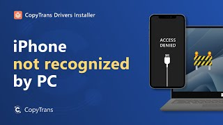 How to fix iPhone not detected or recognized on PC