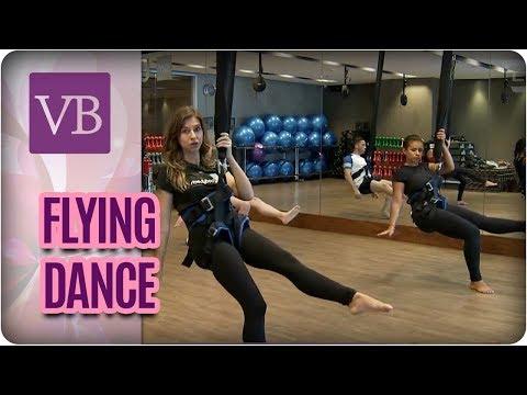 Flying Dance - Você Bonita (02/02/18)