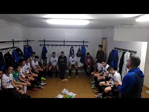 Despedida Javi Rey al Juvenil Ourense CF