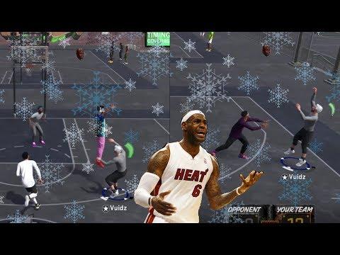 CRINGEY JUMPSHOT CHALLENGE!!! | SLASHER STILL GREENING FROM 3 | NBA 2K18 PLAYGROUND